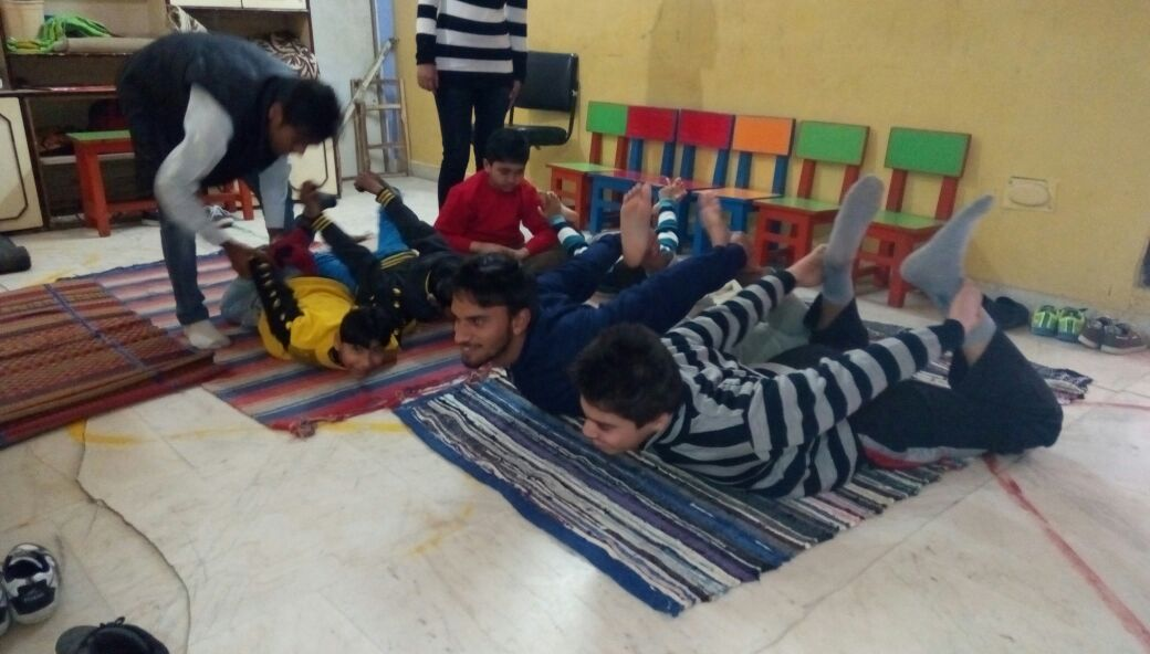 Occupational therapy For Children in Dwarka Sector 3