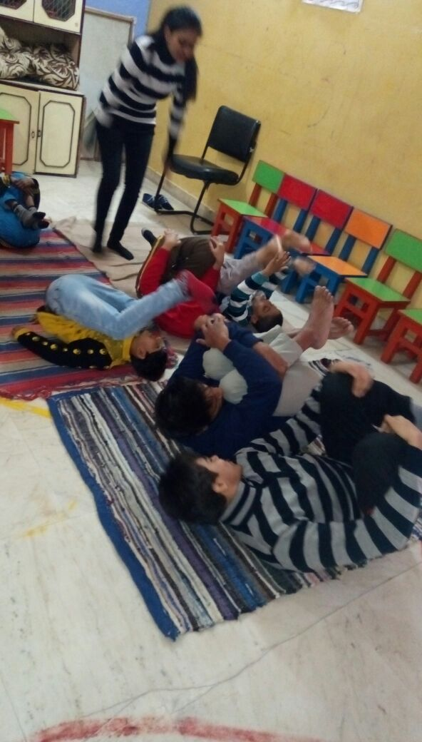 Occupational therapy For Children in Dwarka