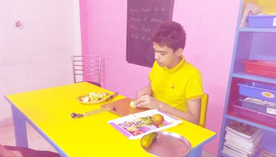 Cooking Classes For Children in Dwarka