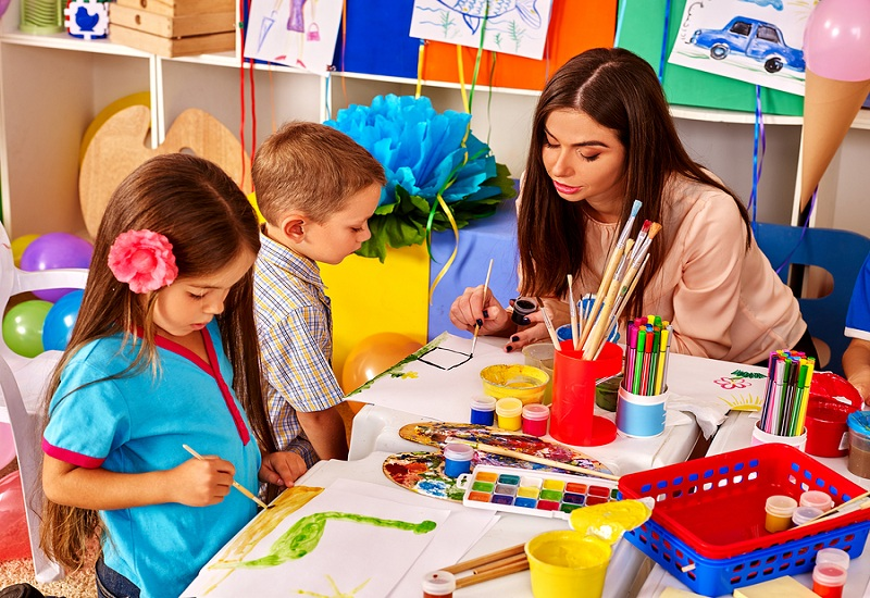 Day Care Service Provider in Dwarka Sector 3